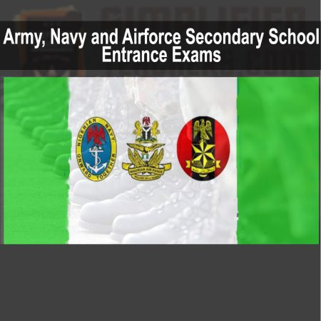 Airforce/Navy Entrance Exams