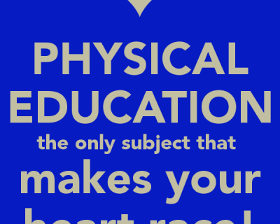 Physical Health Education (JSCE)